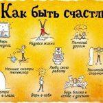 10 главных шагов на пути к Счастью.
