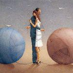 Выйти из зависимых отношений
